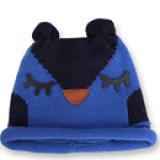 mũ len cú mèo  Size: 6 tháng - 3 tuổi