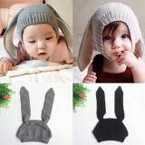 nón len tai thỏ  Size: 1 tháng - 2 tuổi
