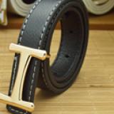 Dây lưng cao cấp H trơn  Size: free size