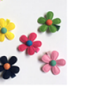 Kẹp tóc Hàn Quốc hoa nhỏ