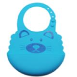 yếm ăn silicon siêu mềm chống thấm nước, an toàn cho bé khi sử dụng. dễ lau chùi sau khi ăn. lần đầu sử dụng sẽ có mùi, các mẹ ngâm nước ấm rồi phơi khô là dùng được rồi nha