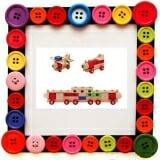 Tàu lắp ráp đa năng là đồ chơi lắp ghép, lắp ráp có cấu tạo, thiết kế và cách chơi khá đơn giản dành cho các bé 1-4 tuổi. Là đồ chơi gỗ đáp ứng tiêu chuẩn an toàn, đồ chơi giáo dục giúp trẻ học cách phân biệt các hình khối, màu sắc, luyện tập kĩ năng lắp ráp cơ bản; sản phẩm hiện được các gia đình cũng như các nhà trẻ lựa chọn như một món đồ chơi không thể thiếu cho các con.  Size: 40 x 7 x 10 cm